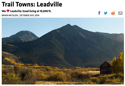 trail runner article